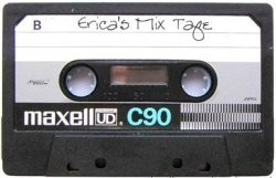 Erica's Mix Tape