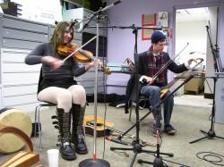 Kathrine Heilesen & Thomas Hoaganson
