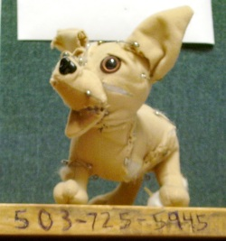 The Taco Bell Chihuahua?