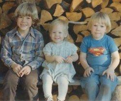 Austin (Left), Karly (Center), Kyle (Right)