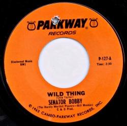 Wild Thing...