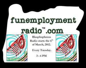 Funemployment Radio.com