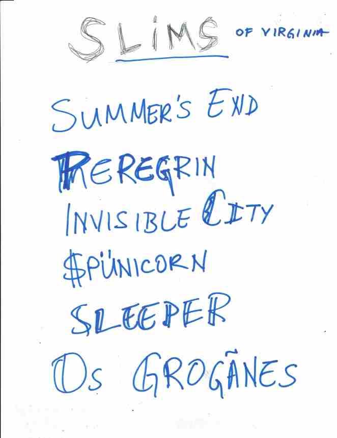 Gordon Taylor Setlist