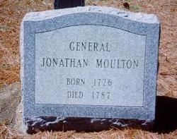 The Ghost of General Moulton!
