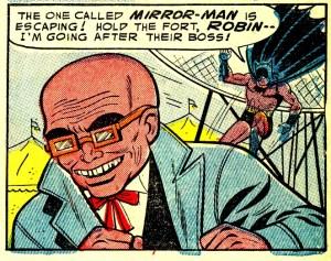 Mirror Man, Oh Mirror Man!