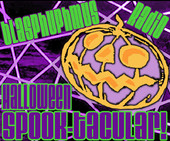Our Annual Halloween Spook-tacular!