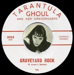 Tarantula Ghoul And Her Gravediggers!