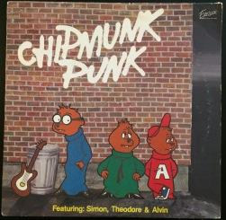 Chipmunk Punk Front