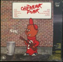 Chipmunk Punk Back